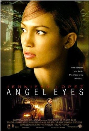 Angel Eyes - Movie Poster (thumbnail)