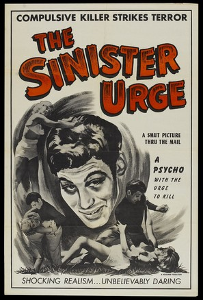 The Sinister Urge - Movie Poster (thumbnail)