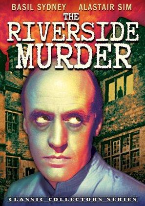 The Riverside Murder - DVD movie cover (thumbnail)