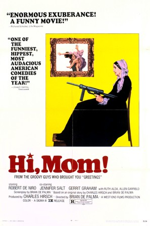 Hi, Mom! - Movie Poster (thumbnail)