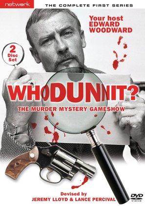 """Whodunnit?"" - British DVD cover (thumbnail)"