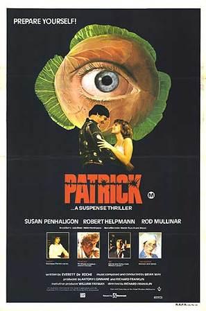 Patrick - Australian Movie Poster (thumbnail)