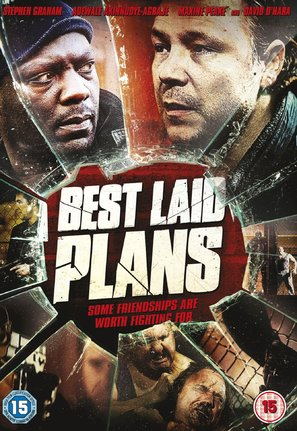 Best Laid Plans - British DVD cover (thumbnail)