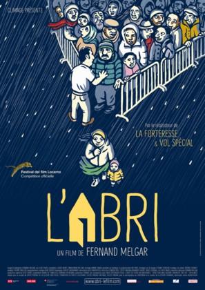 L'abri - Swiss Movie Poster (thumbnail)