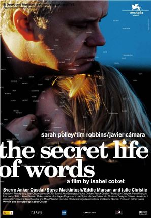 The Secret Life of Words - Swiss Movie Poster (thumbnail)