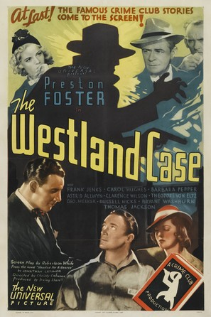 The Westland Case - Movie Poster (thumbnail)