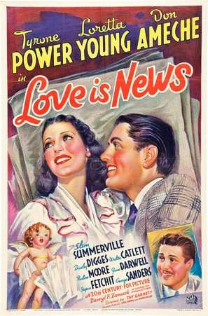 Love Is News - Movie Poster (thumbnail)