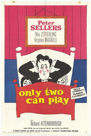 Only Two Can Play - Movie Poster (thumbnail)