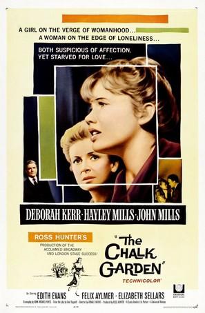 The Chalk Garden - Movie Poster (thumbnail)