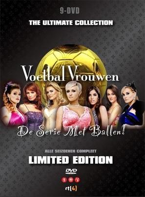 """Voetbalvrouwen"" - Dutch DVD cover (thumbnail)"