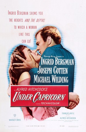 Under Capricorn - Theatrical poster (thumbnail)