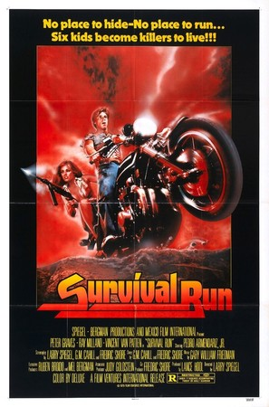 Survival Run - Movie Poster (thumbnail)