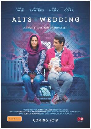 Ali's Wedding - Australian Movie Poster (thumbnail)