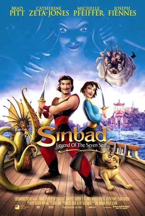 Sinbad: Legend of the Seven Seas - Movie Poster (thumbnail)