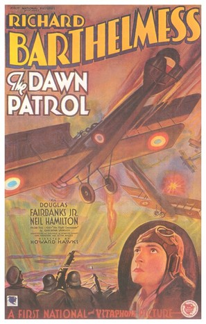 The Dawn Patrol - Movie Poster (thumbnail)