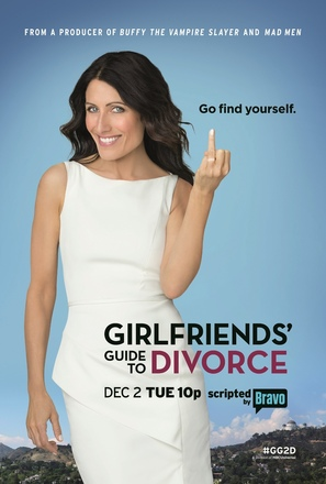 """Girlfriends' Guide to Divorce"" - Movie Poster (thumbnail)"