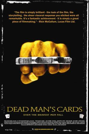 Dead Man's Cards - Movie Poster (thumbnail)