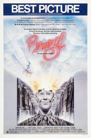 Brazil - Movie Poster (thumbnail)