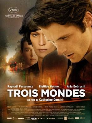 Trois mondes - French Movie Poster (thumbnail)