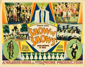 The Show of Shows - Movie Poster (thumbnail)