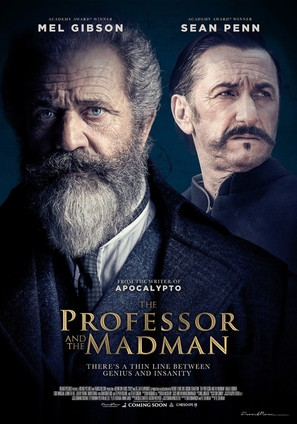 The Professor and the Madman -  Movie Poster (thumbnail)