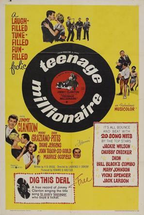 Teenage Millionaire - Movie Poster (thumbnail)
