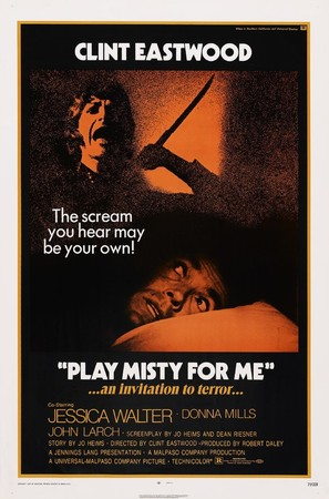 Play Misty For Me - Movie Poster (thumbnail)