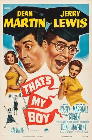 That's My Boy - Movie Poster (thumbnail)