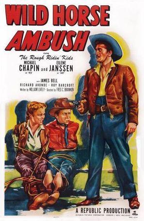 Wild Horse Ambush - Movie Poster (thumbnail)