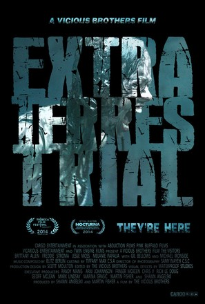 Extraterrestrial - Movie Poster (thumbnail)