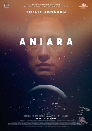 Aniara - Swedish Movie Poster (thumbnail)