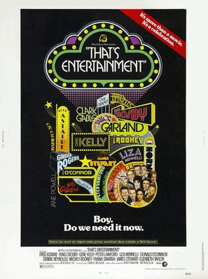 That's Entertainment! - Movie Poster (thumbnail)