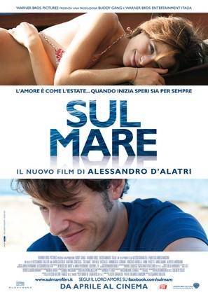 Sul mare - Italian Movie Poster (thumbnail)