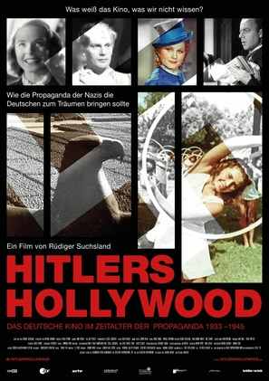 Hitlers Hollywood - German Movie Poster (thumbnail)