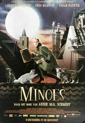 Minoes - Dutch Movie Poster (thumbnail)