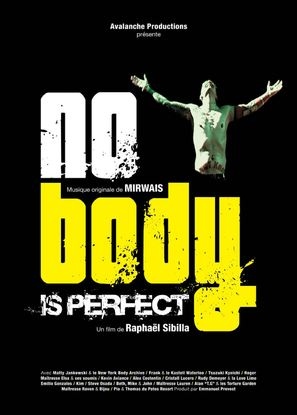 No Body Is Perfect - French Movie Poster (thumbnail)