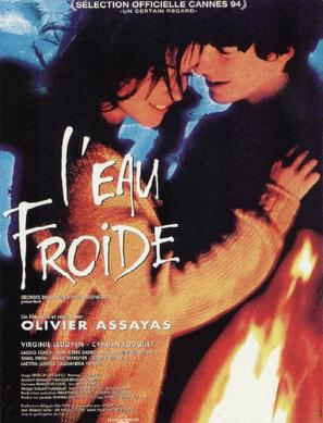 L'eau froide - French Movie Poster (thumbnail)