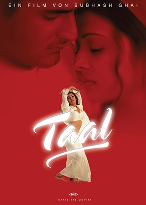 Taal - German Movie Cover (thumbnail)