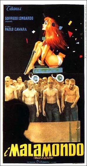 Malamondo, I - Italian Movie Poster (thumbnail)
