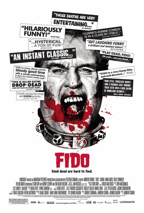 Fido - Movie Poster (thumbnail)