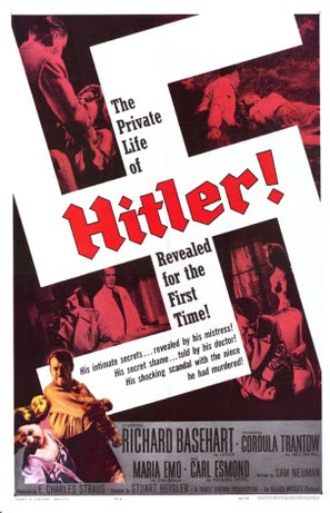 Hitler - Movie Poster (thumbnail)