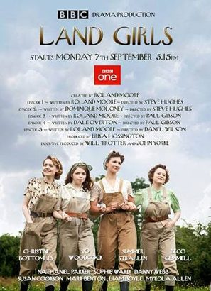 """Land Girls"" - British Movie Poster (thumbnail)"