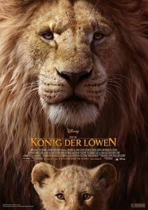 The Lion King - German Movie Poster (thumbnail)