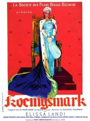 Königsmark - French Movie Poster (thumbnail)