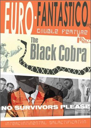 Die schwarze Kobra - Movie Cover (thumbnail)