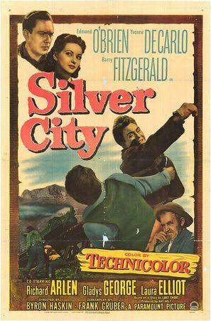 Silver City - Movie Poster (thumbnail)