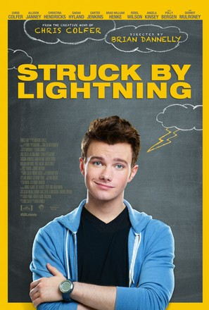 Struck by Lightning - Movie Poster (thumbnail)