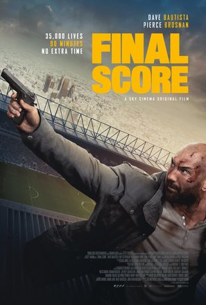 Final Score - British Movie Poster (thumbnail)