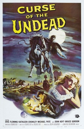 Curse of the Undead - Movie Poster (thumbnail)