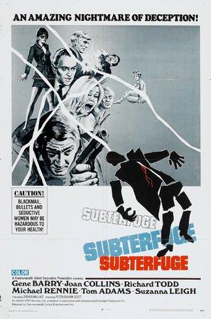 Subterfuge - Movie Poster (thumbnail)